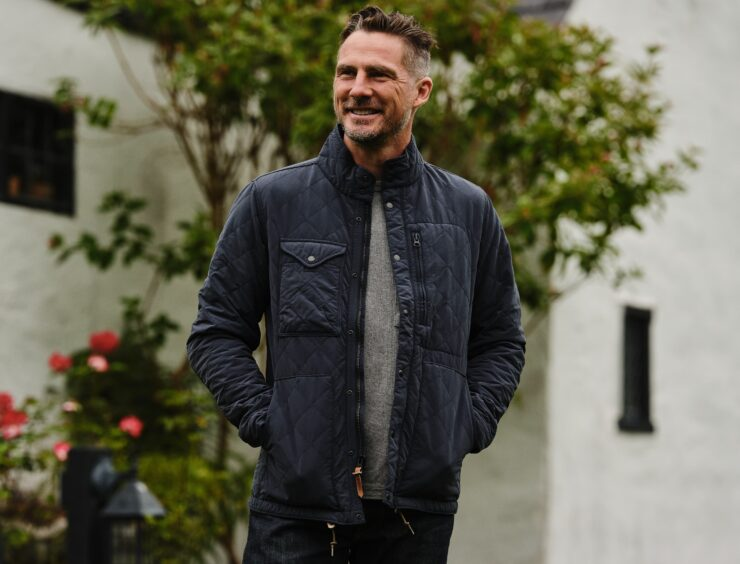 The Relwen Quilted Tanker Jacket 3