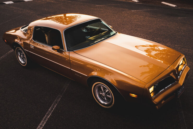 The Rockford Files Car