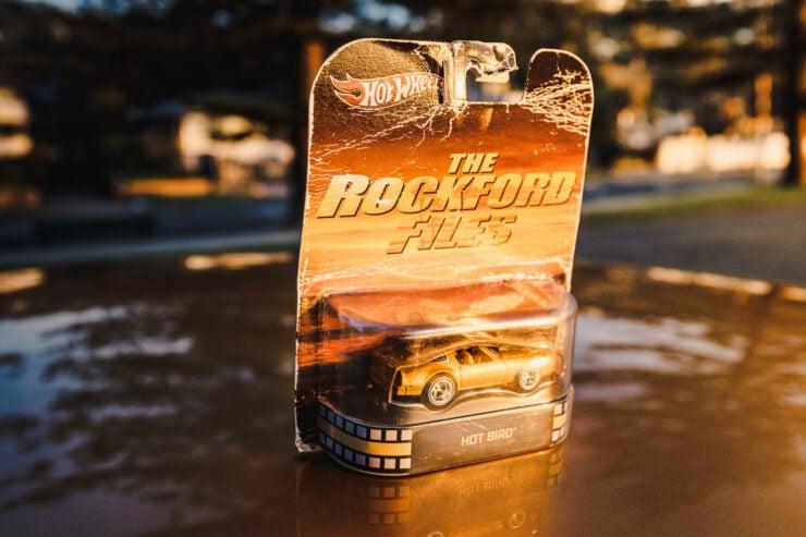 The Rockford Files Car Pontiac Firebird 12