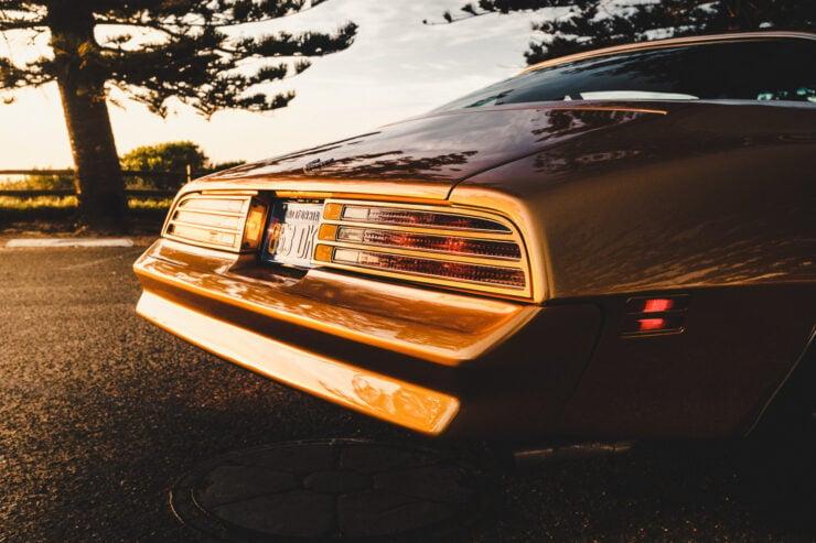 The Rockford Files Car Pontiac Firebird 14