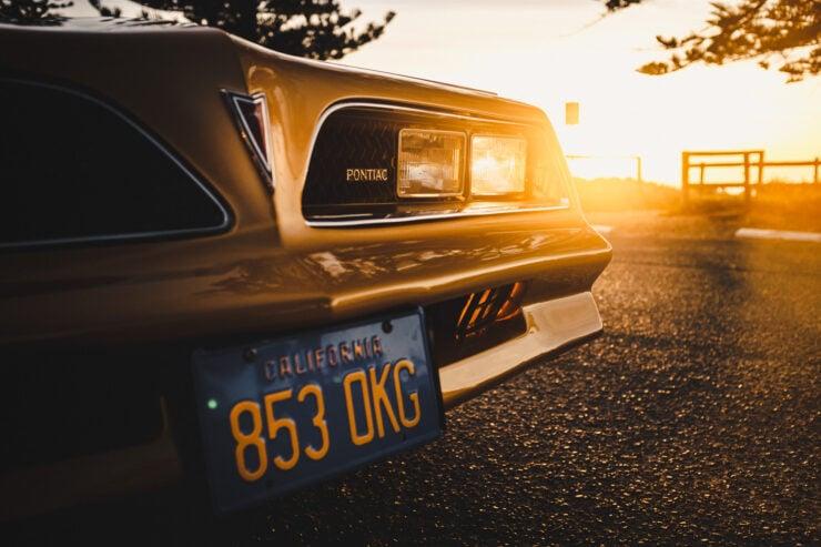 The Rockford Files Car Pontiac Firebird 16