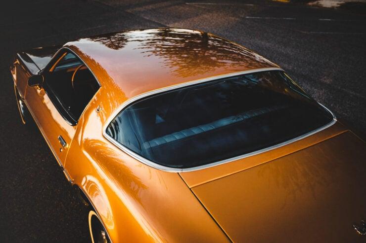 The Rockford Files Car Pontiac Firebird 17
