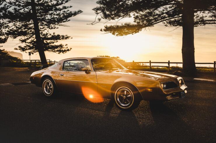 The Rockford Files Car Pontiac Firebird 19