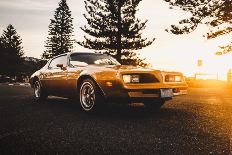 The Rockford Files Car Pontiac Firebird 21
