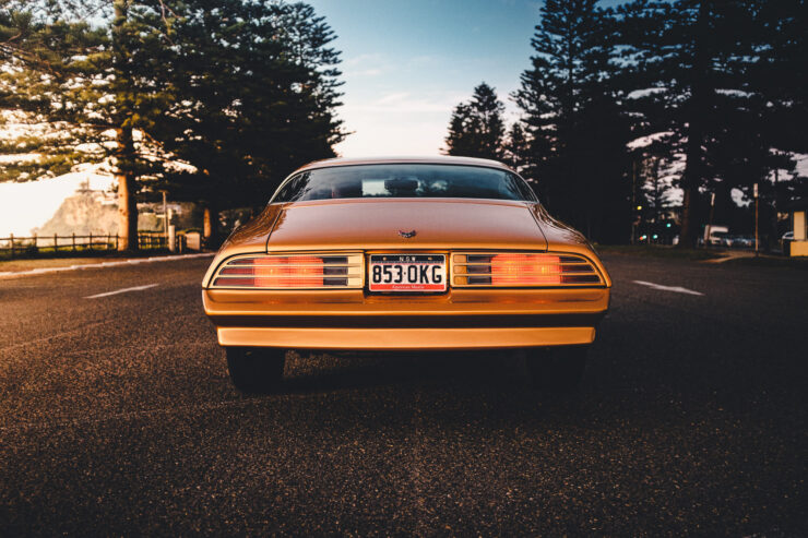 The Rockford Files Car Pontiac Firebird 4