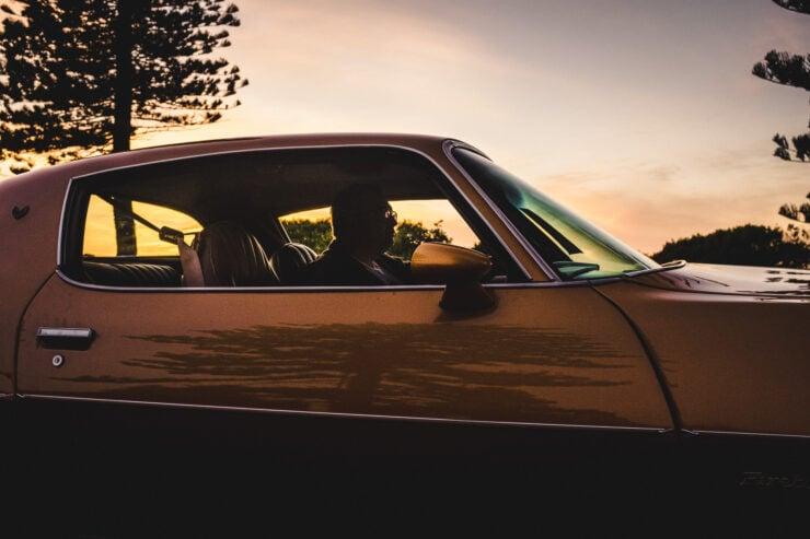 The Rockford Files Car Pontiac Firebird 7