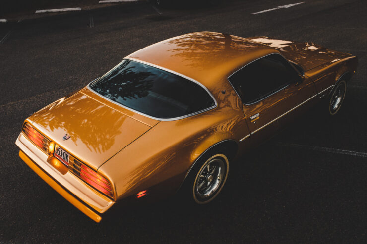 The Rockford Files Car Pontiac Firebird 8