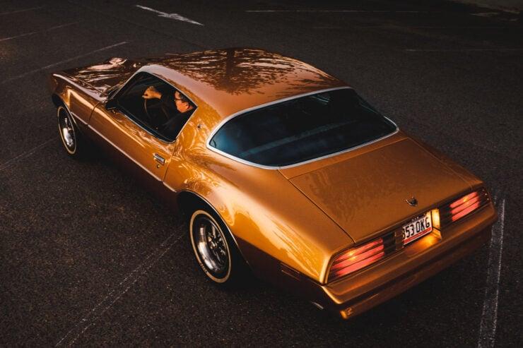The Rockford Files Car Pontiac Firebird 9