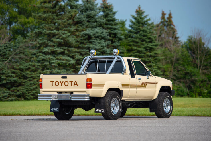 Toyota 4×4 Xtracab Pickup 1