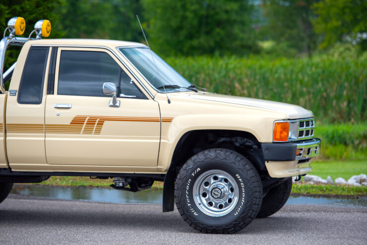 Toyota 4×4 Xtracab Pickup 10