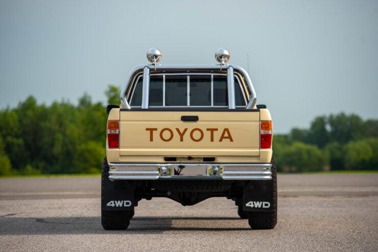 Toyota 4×4 Xtracab Pickup 6
