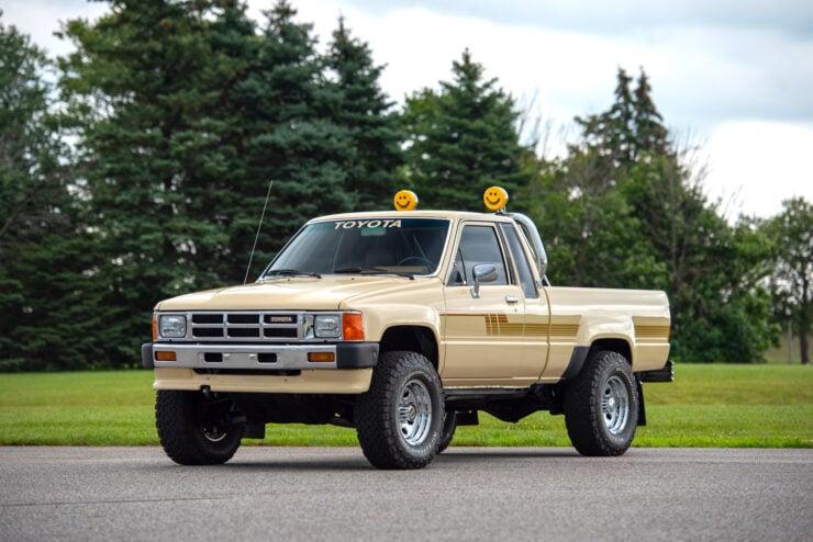 Toyota 4×4 Xtracab Pickup
