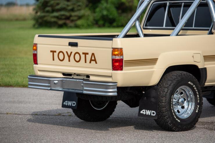 Toyota 4×4 Xtracab Pickup 9