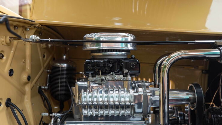 1932 Ford Supercharged V8 Woodie Surf Wagon 17