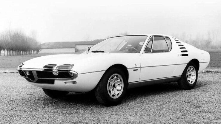 1967 Alfa Romeo Montreal Concept Car Prototype