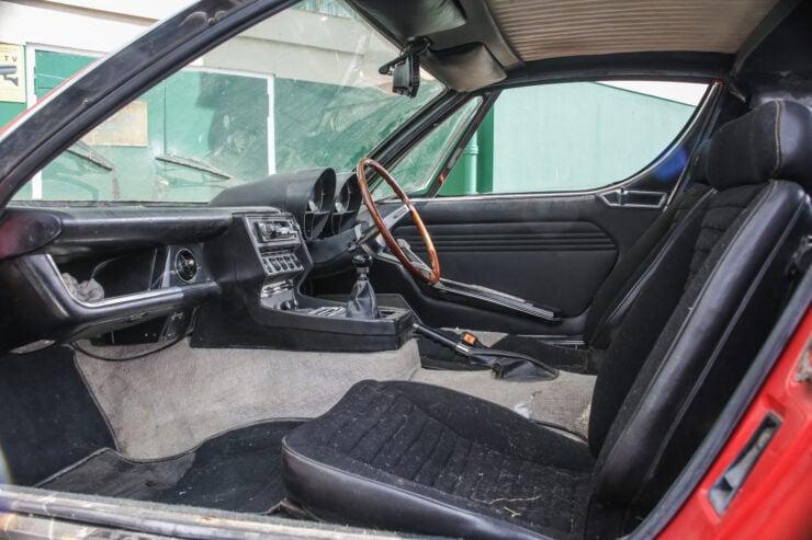 Alfa Romeo Montreal 11