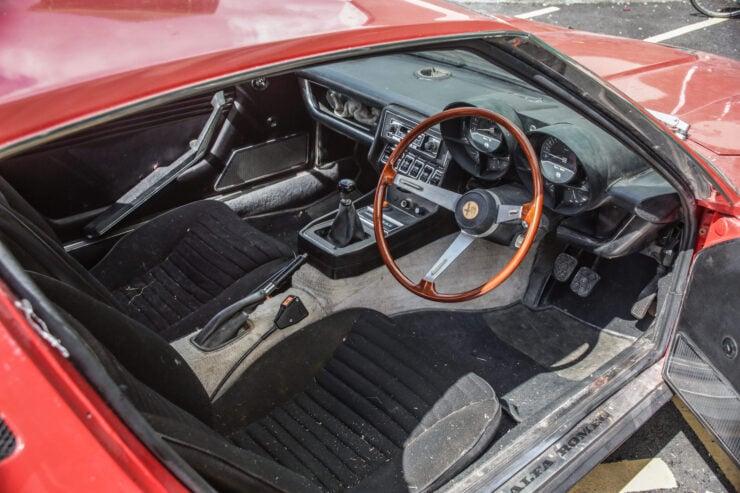 Alfa Romeo Montreal 15