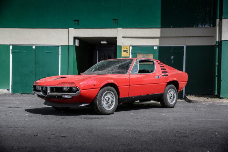 Alfa Romeo Montreal 3