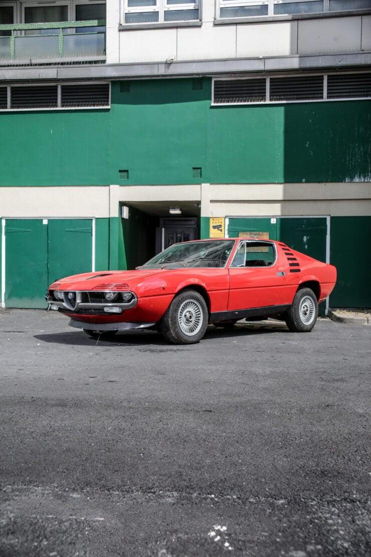 Alfa Romeo Montreal 4