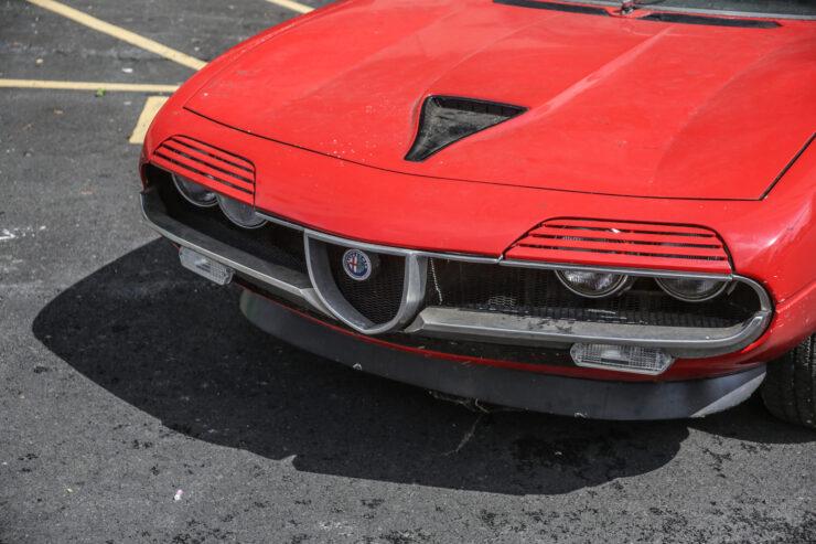 Alfa Romeo Montreal 5
