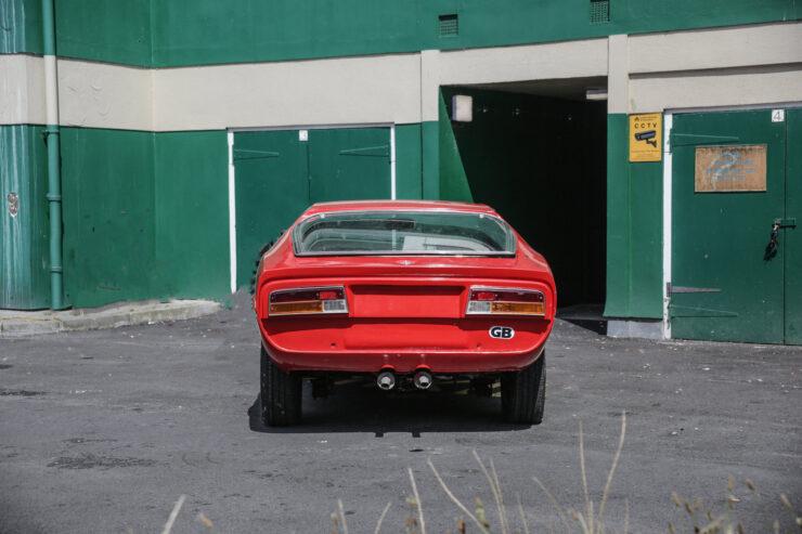 Alfa Romeo Montreal 8