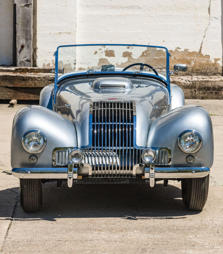 Allard K1-2 Sports Car 6