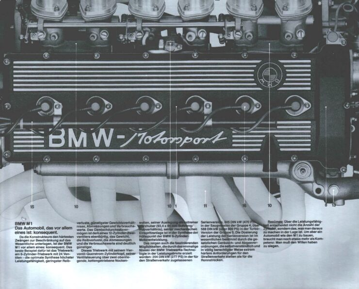 BMW M1 2