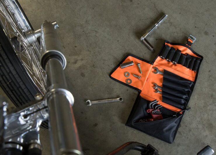 Biltwell EXFIL-0 Tool Roll 1