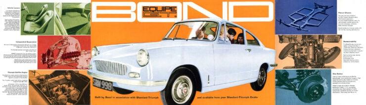 Bond Equipe Car