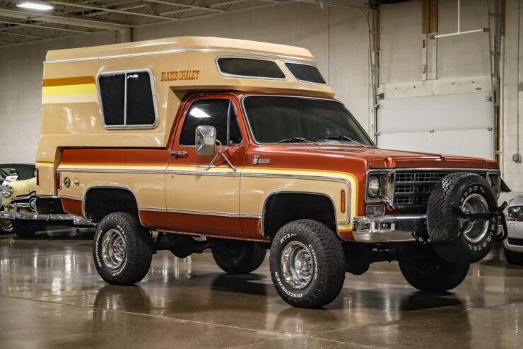Chevrolet Blazer Chalet 1