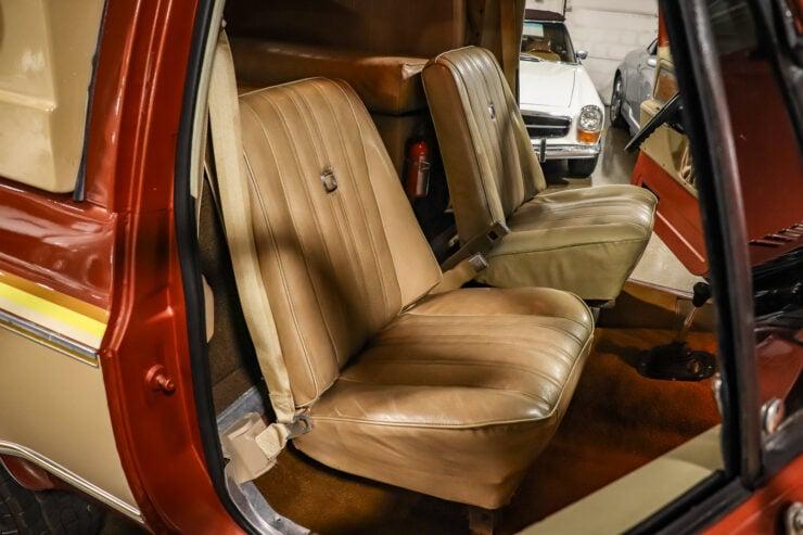 Chevrolet Blazer Chalet 17
