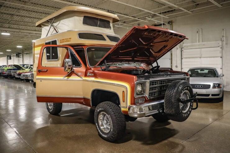 Chevrolet Blazer Chalet 19
