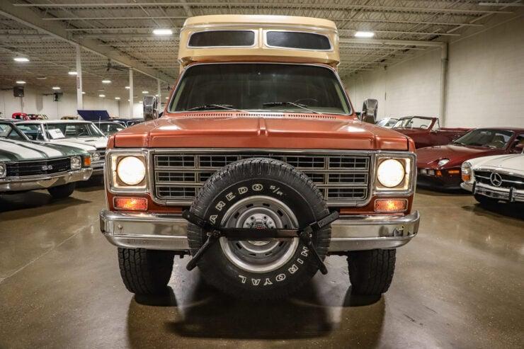 Chevrolet Blazer Chalet 2