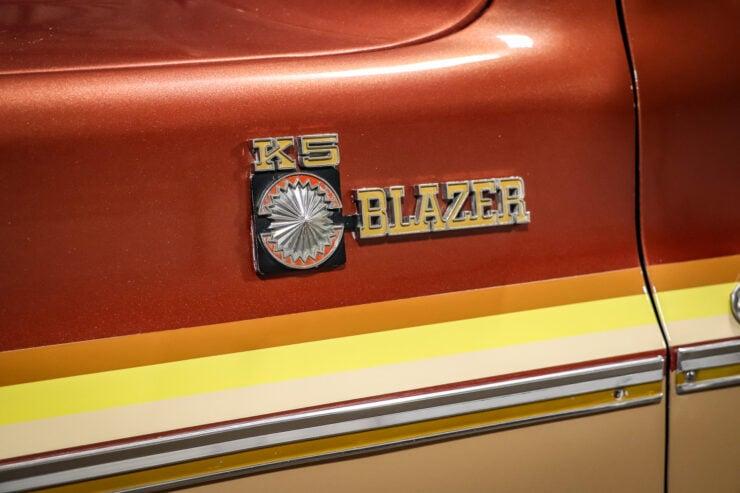 Chevrolet Blazer Chalet 21