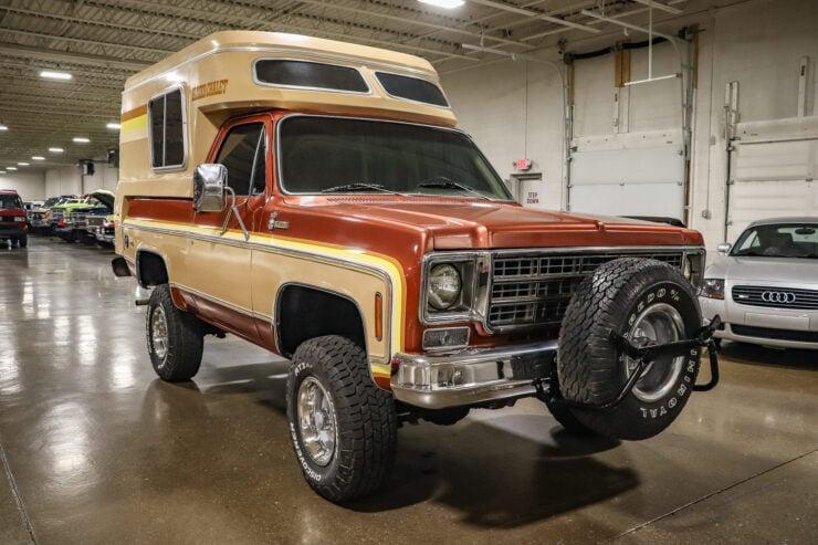 Chevrolet Blazer Chalet 3