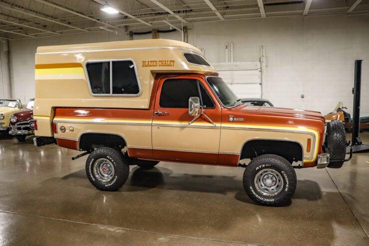 Chevrolet Blazer Chalet 4