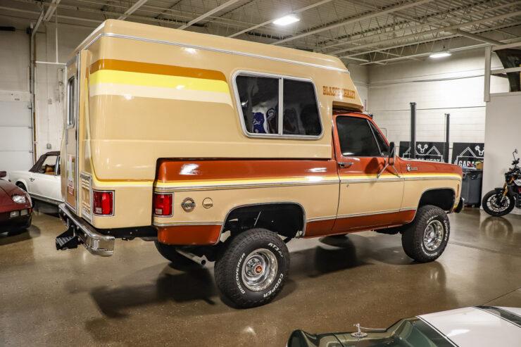 Chevrolet Blazer Chalet 5