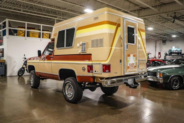 Chevrolet Blazer Chalet 7
