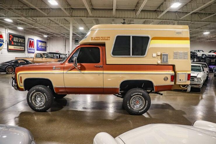 Chevrolet Blazer Chalet 8