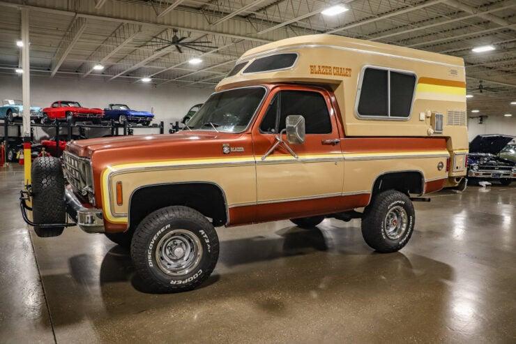 Chevrolet Blazer Chalet 9