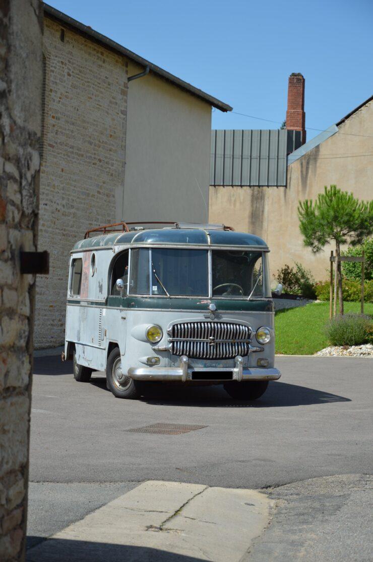 Citroën H Van By Barou 1