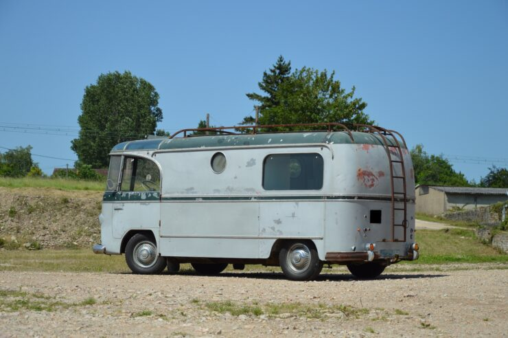 Citroën H Van By Barou 4