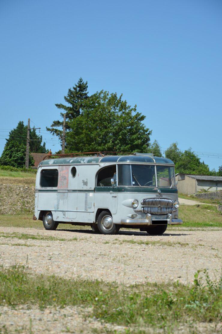 Citroën H Van By Barou 6