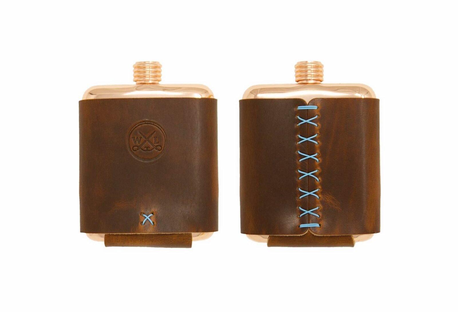 Clark Fork Copper Flask