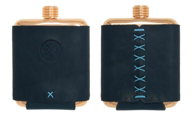 Clark Fork Copper Flask by Whiskey Leatherworks 5 copy