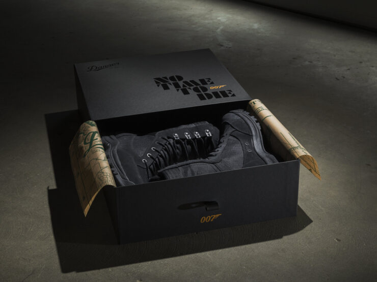 Danner x James Bond 007 Tanicus Boots From No Time To Die 7