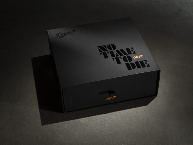 Danner x James Bond 007 Tanicus Boots From No Time To Die 8