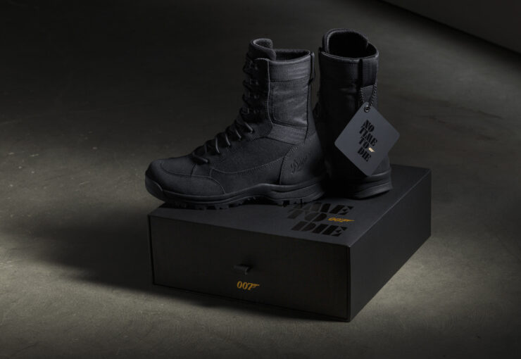 Danner x James Bond 007 Tanicus Boots From No Time To Die 9