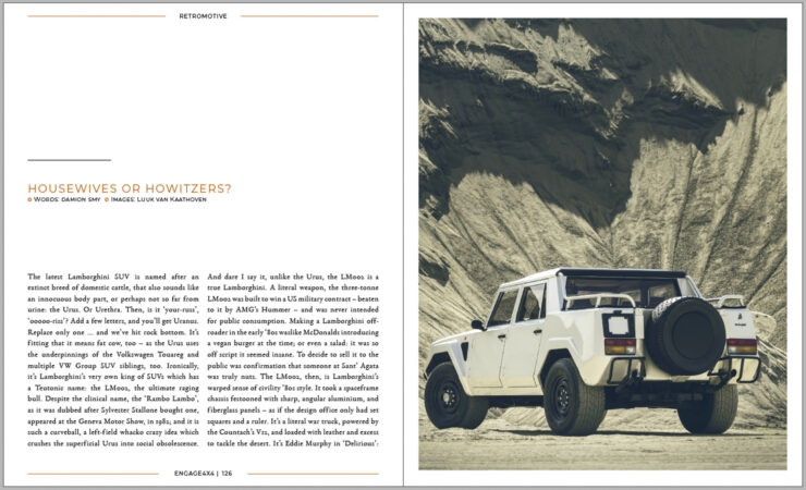 Engage4x4 Issue One 9
