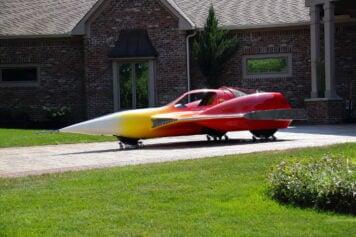 George Barris Turbosonic Custom Dragster